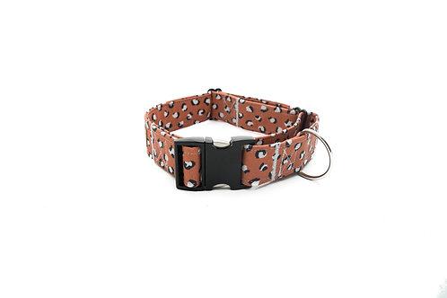 Lush Leopard - Dog Collar