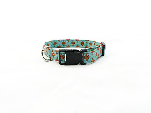Gobble Me Up - Dog Collar