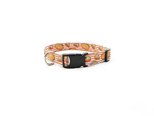 Pie Oh My- Dog Collar