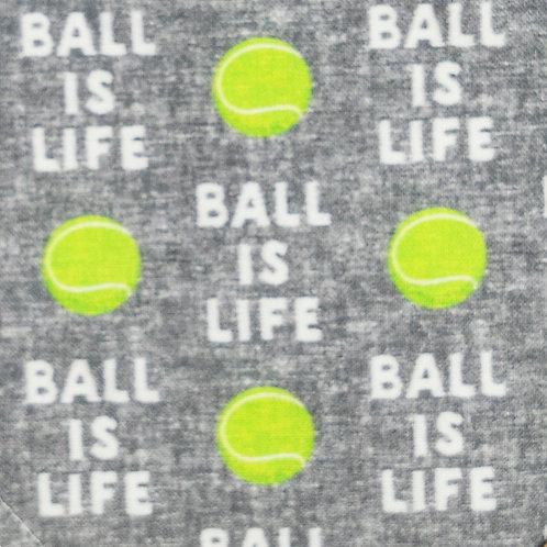 Ball is Life Key Chain