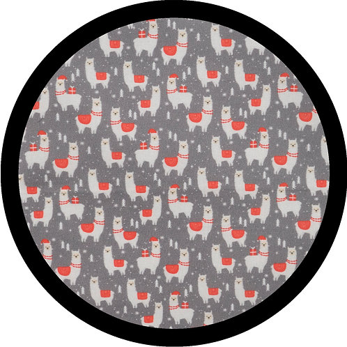 Festive Llamas - WS Swatch