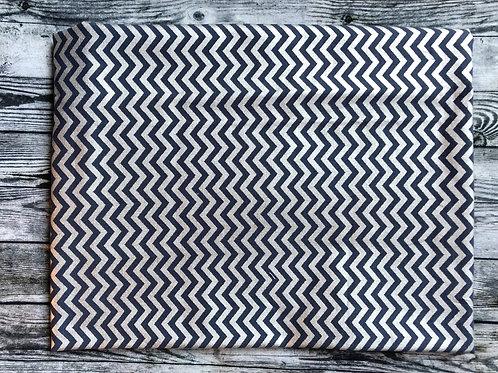 Collar-Blue Chevron