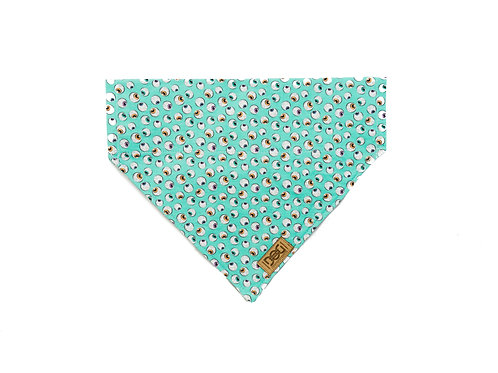 Eye Put a Spell on You - Over the Collar Bandana