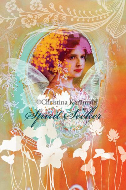 Spirit Seeker Greeting Card