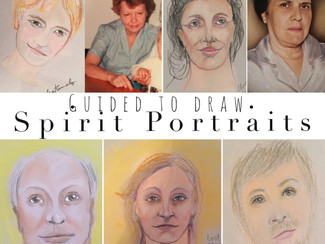 :::Spirit Portraits::: Guided to Draw