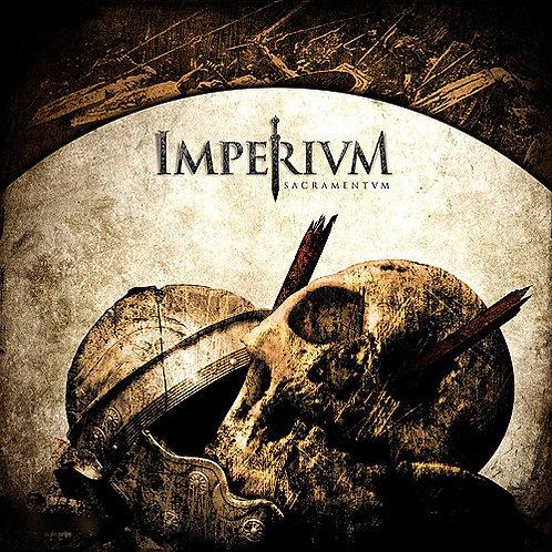 """Imperium """"Sacramentum"""" CD"""