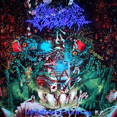 "Byonoisegenerator ""Neuromechanica"" CD"