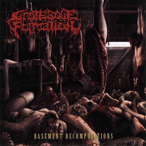 """Grotesque Formation """"Basement Decompositions"""" CD"""