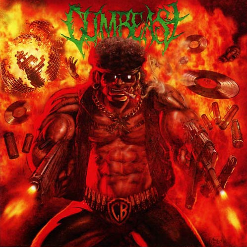 "Cumbeast ""Groovy Massacre"" CD"