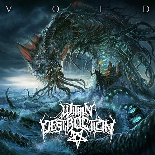 """Within Destruction """"Void"""" CD"""