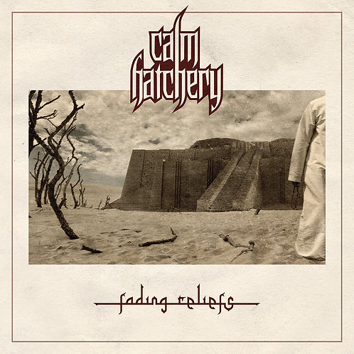 "Calm Hatchery ""Fading Reliefs"" CD"