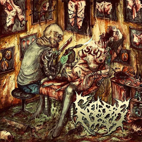 """Corpseflesh """"Tattooed by a Blowtorch"""" CD"""