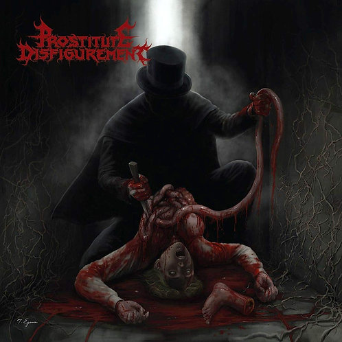 "Prostitute Disfigurement ""Prostitute Disfigurement"" CD"