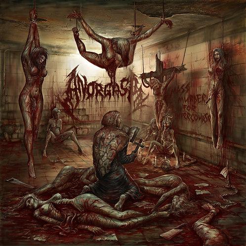 "Anorgasm ""Mass Murder For Intercourse"" CD"