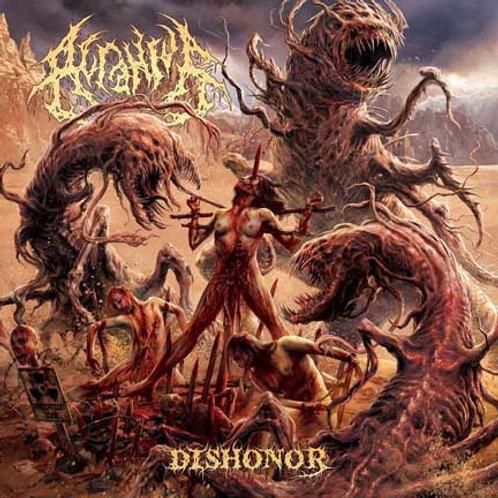 """Acranius """"Dishonor"""" CD"""
