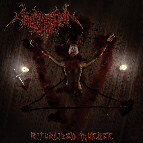 "Aversion To Life ""Ritualized Murder"" CD"