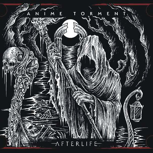 "Anime Torment ""Afterlife"" CD"