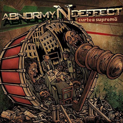 """Abnormyndeffect """"Curtea Supremă"""" CD"""