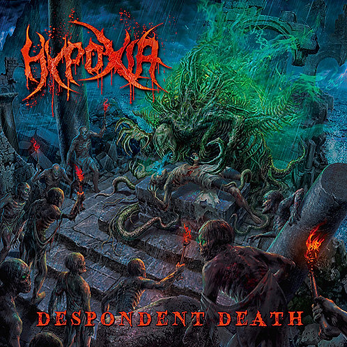 Hypoxia 'Despondent Death' CD