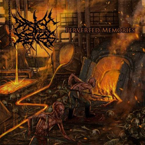 "Drift Of Genes ""Perverted Memories"" CD"