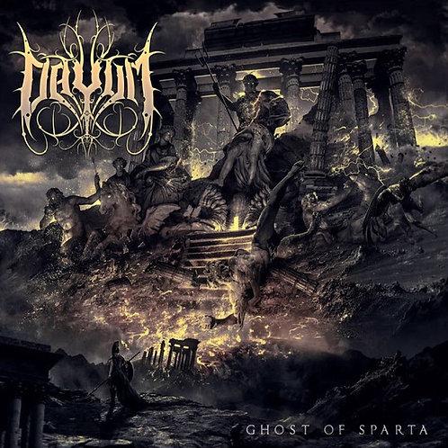 "Dayum ""Ghost Of Sparta"" CD"