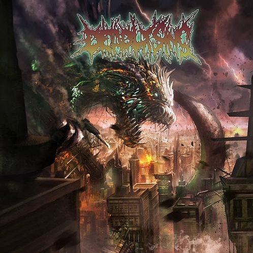 "Deadly Sins ""Transcendental Decapitation"" CD"