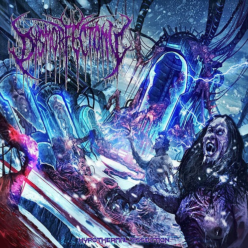"""Dysmorfectomy """"Hypothermal Dissection"""" CD"""