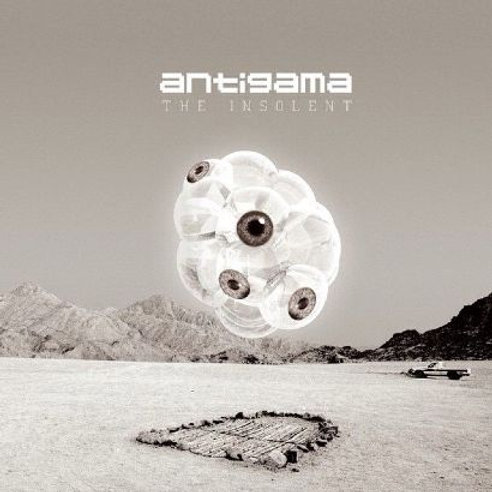 "Antigama ""The Insolent"" CD"