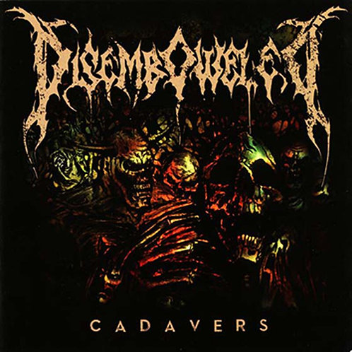 "Disemboweled  ""Cadavers"" CD"