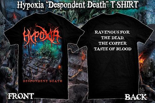 Hypoxia 'Despondent Death' t-shirt
