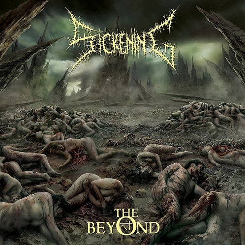 "Sickening ""The Beyond"" CD"