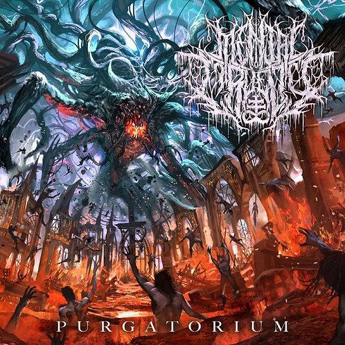 """Mental Cruelty """"Purgatorium"""" CD"""