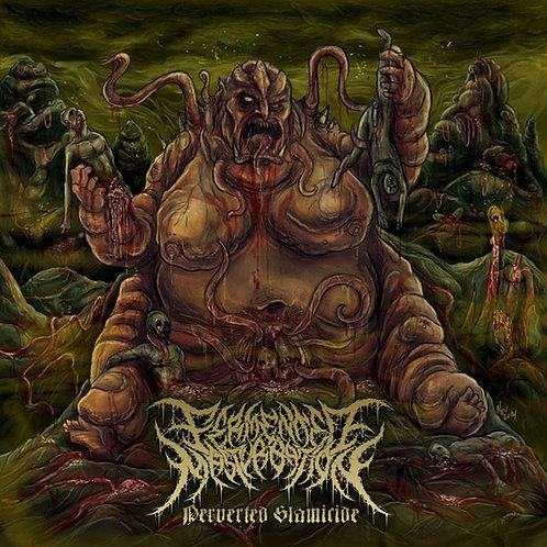 "Fermented Masturbation ""Perverted Slamicide"" CD"