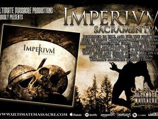 Preorder Imperium 'Sacramentvm' now!