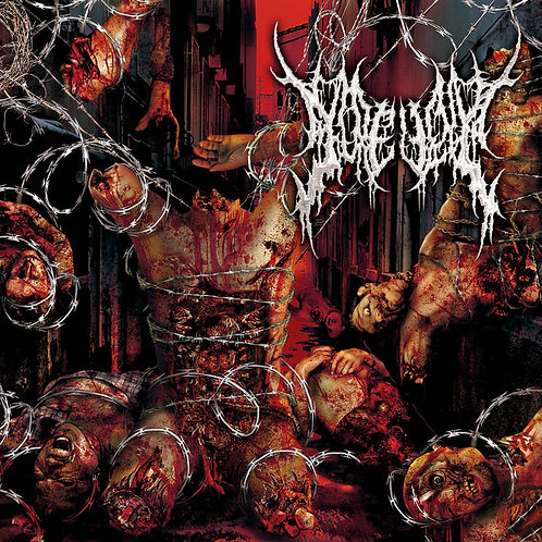 "Gorevent ""Abnormal Exaggeration"" CD"
