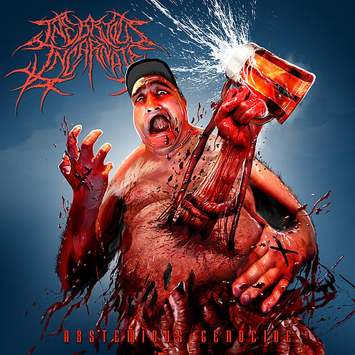 """Inebrious Incarnate """"Abstemious Genocide"""" CD"""