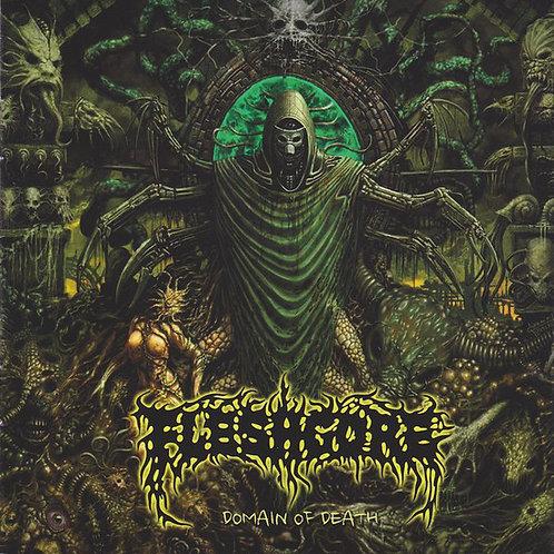 "Fleshgore ""Domain Of Death"" CD"