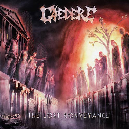 "Caedere ""The Lost Conveyance"" CD"