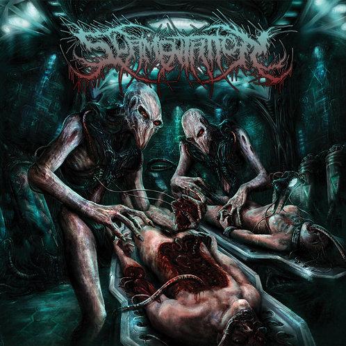 """Slamentation """"Epoch Of Extraterrestrial Domination"""" CD"""
