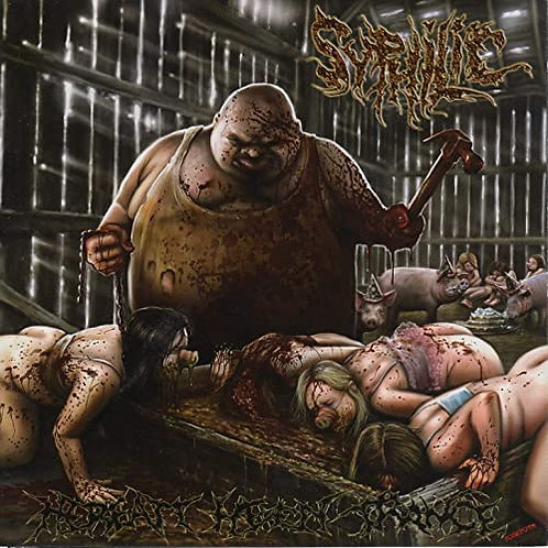 "Syphilic ""Hereatt Heen Trance"" CD"