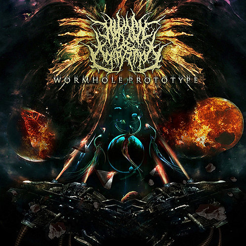 Human Decomposition 'Wormhole Prototype' CD
