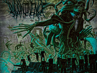 Incontinence Premiere New Lyric Video 'Inner Psychopath' With Slam Worldwide!