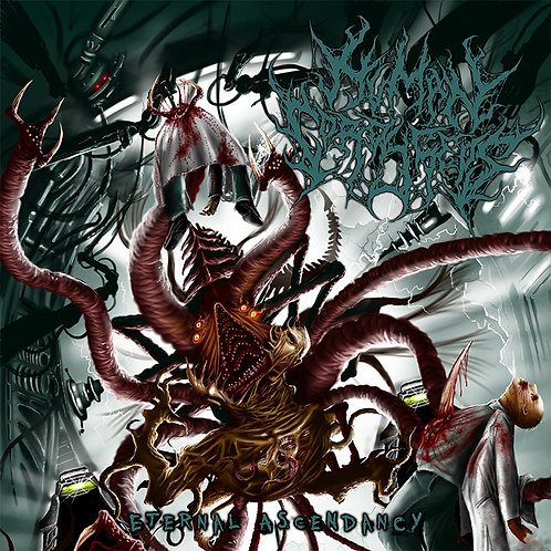 "Human Cordyceps ""Eternal Ascendancy"" CD"