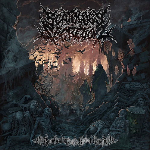 "Scatology Secretion ""The Ramification Of A Global Calamity"" CD"
