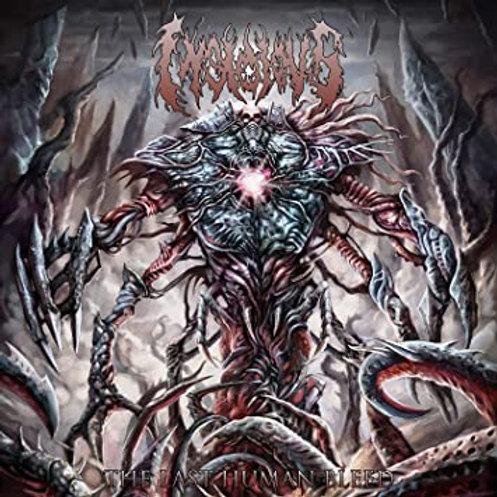 "Insidious ""The Last Human Bleed"" CD"