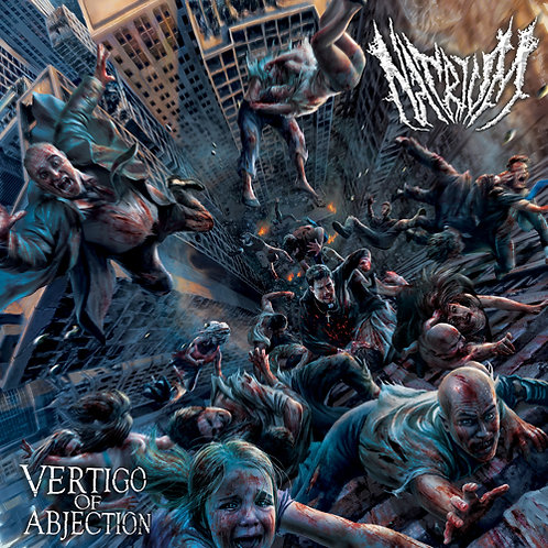 "Natrium ""Vertigo of Abjection"" CD"