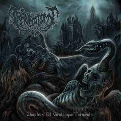 """Traumatomy """"Chapters of Grotesque Torments"""" CD"""