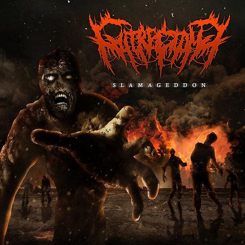 "Gutrectomy ""Slamageddon"" CD"