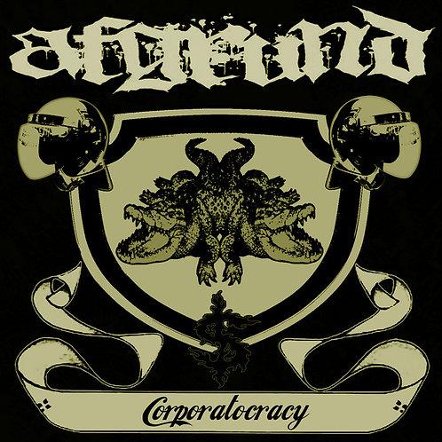 "Afgrund ""Corporatocracy"" CD"