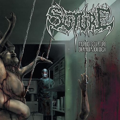 "Suture ""Morbid Sculpture: Demo(n)ology"" CD"